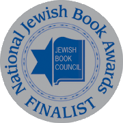 Jewish Book Awards Finalist Medal